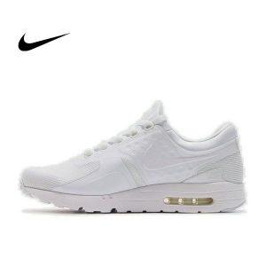 cf75a75a7a382b3c 300x300 - Nike AIR MAX ZERO ESSENTIAL 白色  透氣 氣墊 網面 男鞋 慢跑鞋 876070-100