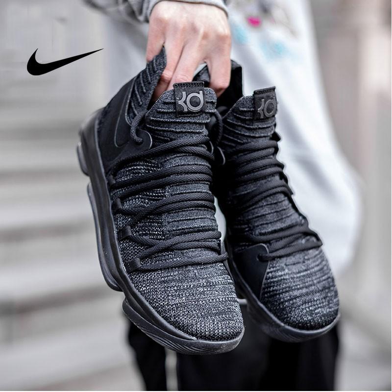 NIKE ZOOM KD10 杜蘭特十代 籃球鞋 深夜灰 男鞋