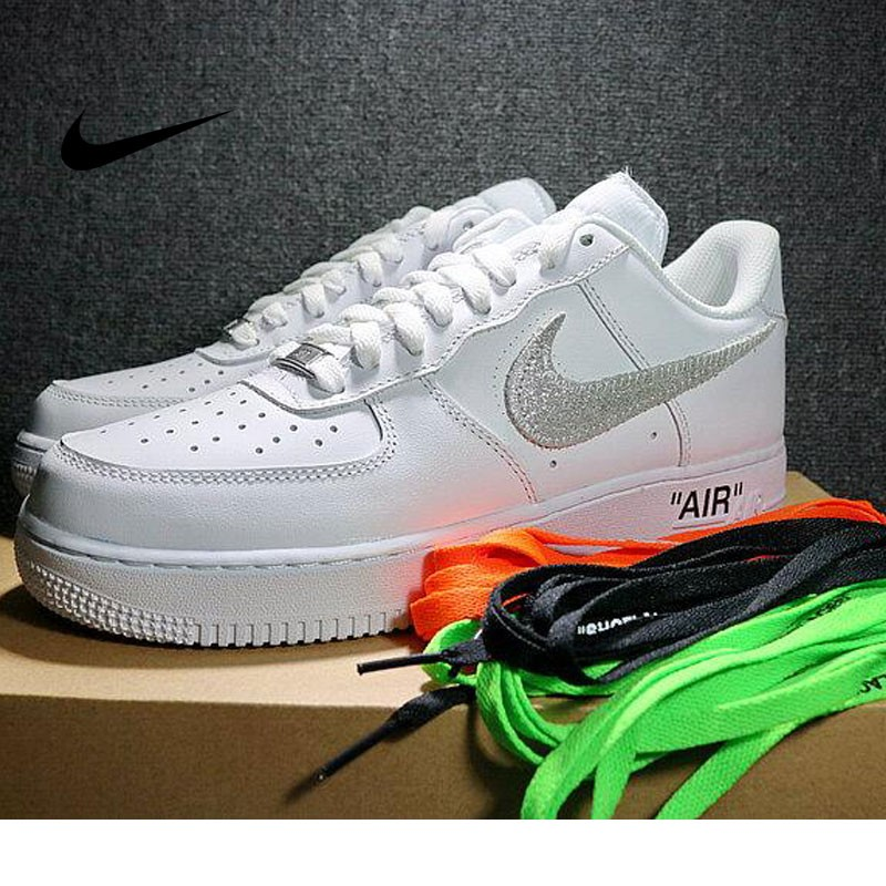 Air Force 1 Off White x Supreme x CDG 聯名款 男女鞋 AA3825-100