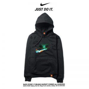 d28fdf21e24aeee7 300x300 - Nike 薄款 寬鬆 長袖 套頭 衛衣 情侶款