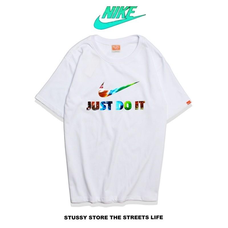 Nike Futura Icon Logo Tee 字勾 基本款 白色 男款 夏季新款