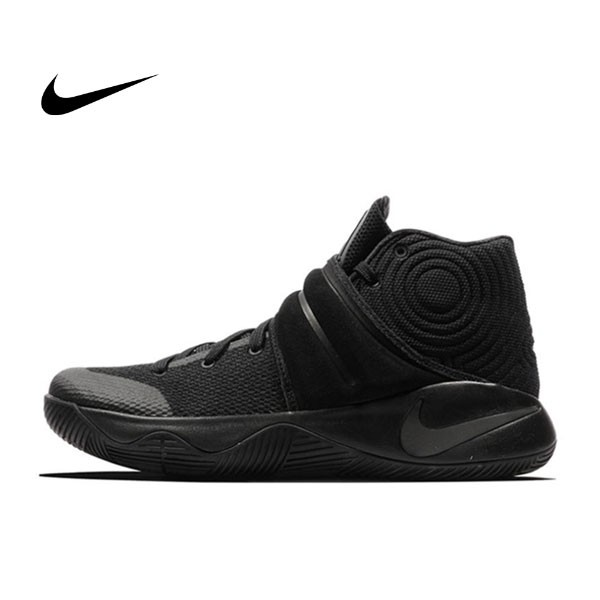 NIKE KYRIE 2 EP Black Reflective Silver Volt 全黑 男鞋 820537-008