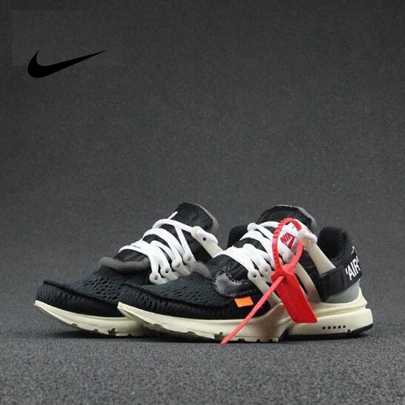 Virgil Abloh設計師獨立品牌超級限量!Off White x Nike Air Presto 一代耐吉王慢跑鞋AA3830-001