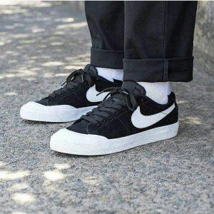 dc47a616120de5b0 300x300 - Nike SB Blazer Low XT開拓者包頭低筒硫化板鞋 黑白 864348-019