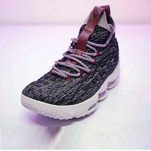 e0b38635e24f4903 300x300 - Nike LeBron 15詹姆斯·勒布朗全新戰靴室內針織中筒籃球鞋系列 奧利奧米白紫酒紅 897649-003