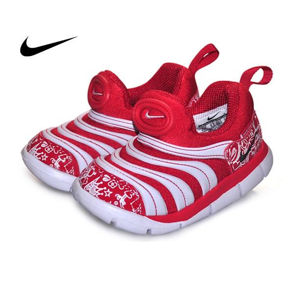 毛毛蟲鞋 Nike 童鞋 DYNAMO FREE 男女童鞋 耐吉 學步鞋 休閒運動鞋
