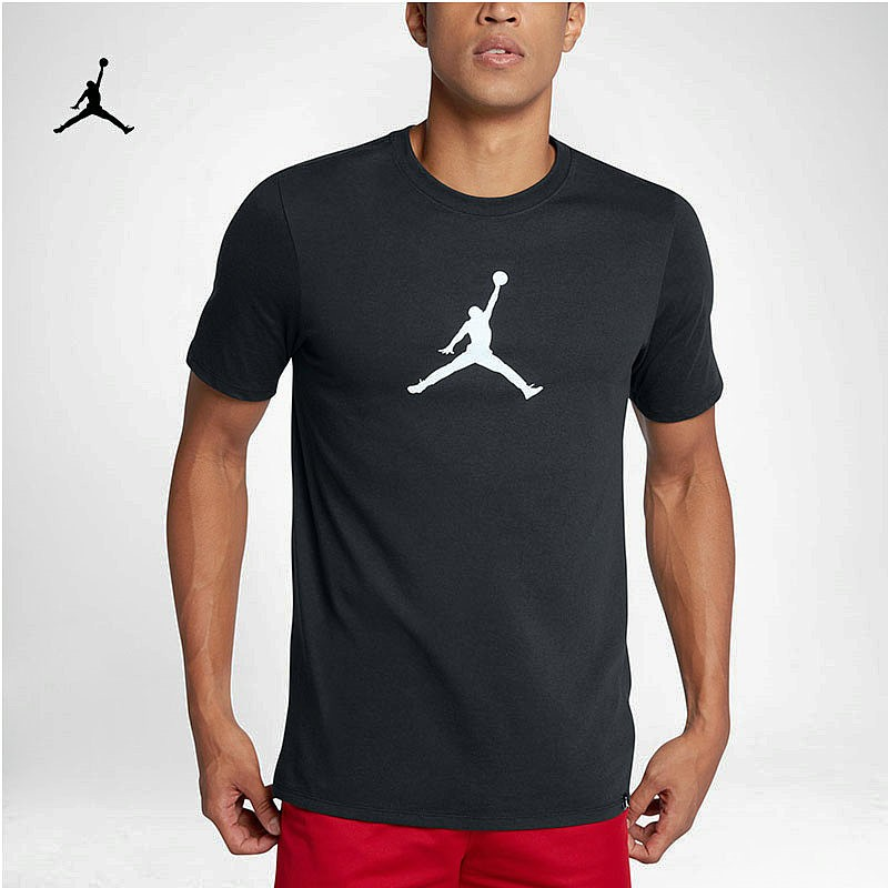 JORDAN DRI-FIT JMTC 23/7 JUMPMAN 男子T恤925603(黑白)