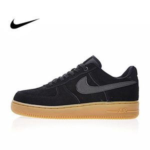 e23eca577630fedb 300x300 - NIKE AIR FORCE 1 07 SE 男女鞋 黑色 麂皮 AA0287-002