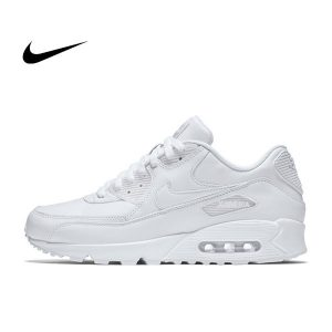 e7c1ea7358b8c9b9 300x300 - NIKE Air Max 90 Leather 全白 全皮面 情侶鞋 復古 302519-113