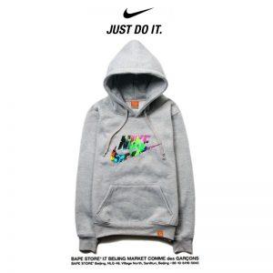 ec8721847b4f2694 300x300 - Nike 薄款 衛衣 寬鬆 長袖 套頭 情侶款