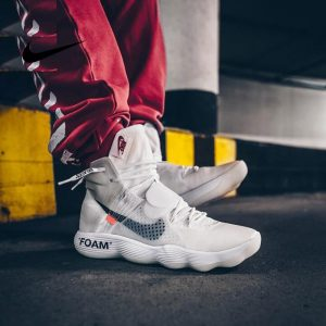 eee97c675e38bf4d 300x300 - Nike Hyperdunk 2017 FK Off White 聯名黑白籃球鞋AJ4578 100