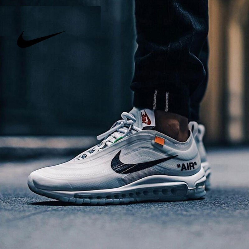 Nike Air Max 97 OG  Off White - AJ4585 100 白色 男鞋