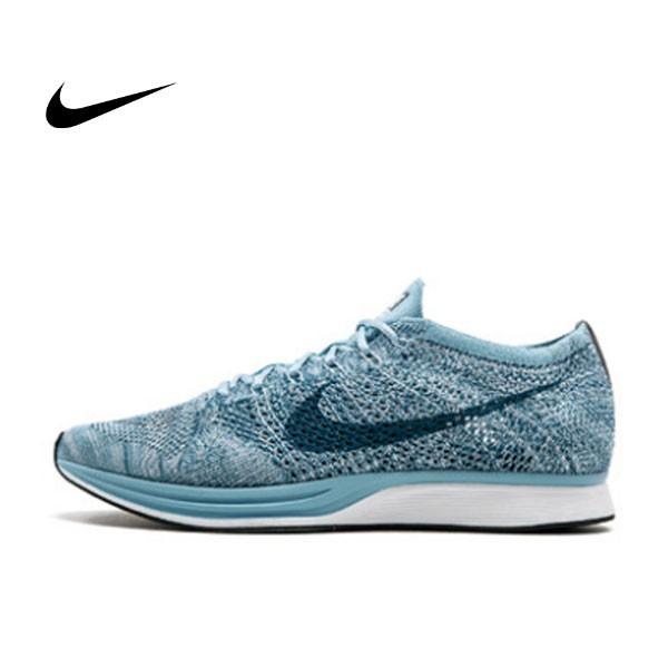 Nike Flyknit Racer 526628-102 針織 輕量 女鞋