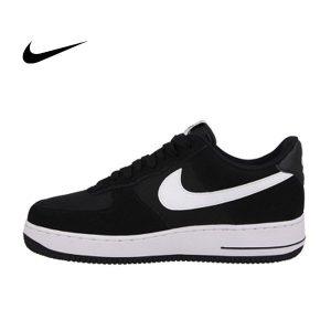 ff282702175672b6 300x300 - NIKE Air Force 1 麂皮 黑白 男鞋 315122-068