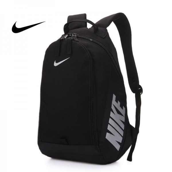 Nike 雙肩背包 帆布包 後背包 黑色 時尚 百搭 NK-0151 寬36*高50*厚15