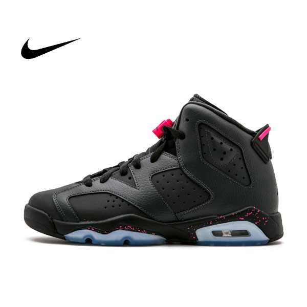Air Jordan 6 Hyper Pink 543390-008 黑粉 女款 3M反光 - 耐吉官方網-nike 官網