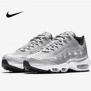 06455f8d5121d02c 300x300 - Nike Air Max 95系列 復古氣墊慢跑鞋 太空銀白 男款 運動潮鞋 時尚百搭 918359-001