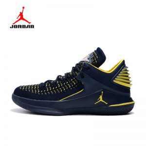08913da6ea1d5228 300x300 - AIR JORDAN XXXII DAY BANNED 32代 AH3348-001 喬丹 深藍黃 男款 防滑耐磨籃球鞋