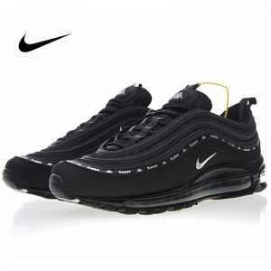 0ae3377ace0fa630 300x300 - Kappa x Nike Air Max 97系列 百搭 復古 氣墊 慢跑鞋 黑色 情侶款