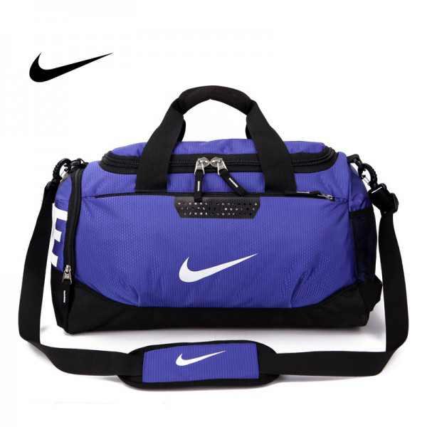 Nike 手提包 旅遊包 大容量 健身包 寶藍色 帆布 寬52*高30*厚24
