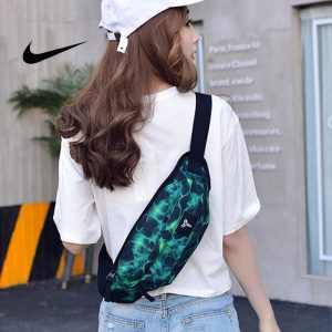 1771f515adbf8f75 300x300 - Nike 腰包 騎行包 零錢包 胸包 斜挎包 綠色 時尚百搭 NK-1641
