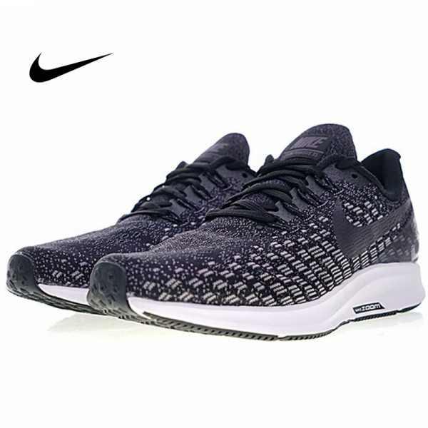 Nike Air Zoom Pegasus 35 登月 男鞋 新款 網面 黑白 透氣慢跑鞋 時尚 百搭 942851-003