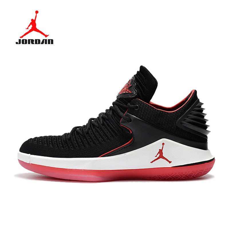 AIR JORDAN XXXII DAY BANNED 黑白紅 32代 AH3348-001 喬丹 水晶底 男款 籃球鞋