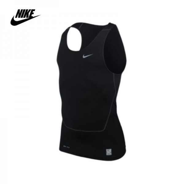 今日限定 Nike 運動緊身衣 束身衣 健身 背心 黑色-熱銷推薦❤️