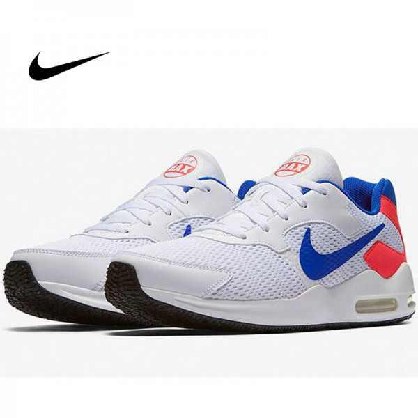 Nike Air Max Guile 詭計 系列 三眼 氣墊 復古 白藍粉 男款 休閒 百搭 916768-101