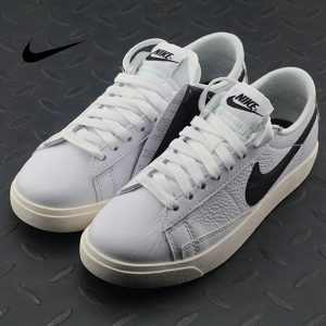2faf4bd70d03a7b8 300x300 - Nike Blazer Low Premium 白黑 小白鞋 情侶款 休閑 板鞋 時尚 百搭 454471-104