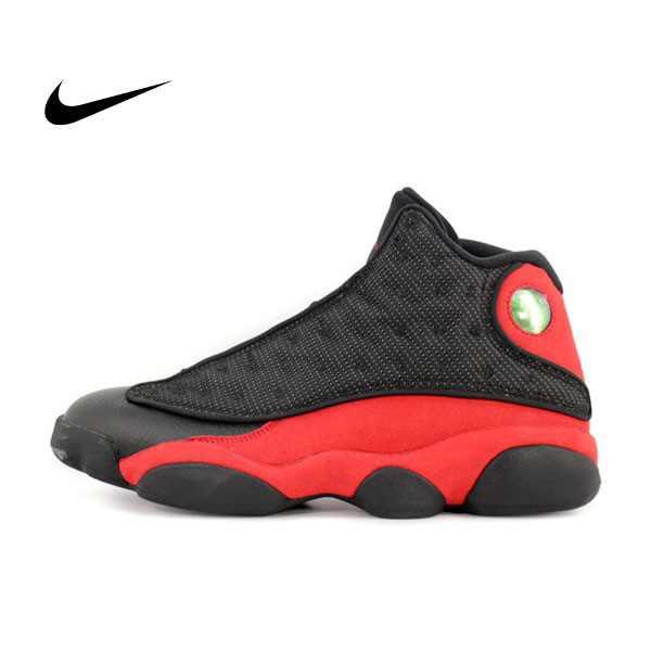 NIKE AIR JORDAN 13 RETRO 13代 喬丹 熊貓 籃球鞋 黑紅 男 414571-004 - 耐吉官方網-nike 官網