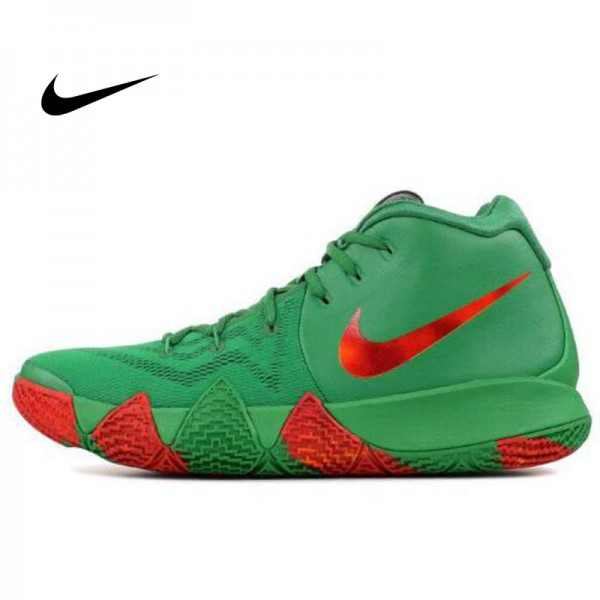 Nike Kyrie 4 歐文4 綠巨人 籃球鞋 男款 防滑 耐磨 943806-611