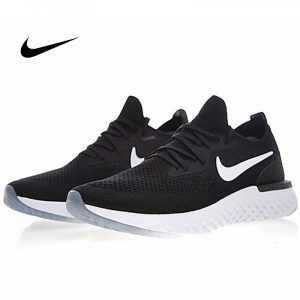 34ec15cf2e1d04a4 300x300 - NIKE EPIC REACT FLYKNIT 飛線 網面 透氣 跑步鞋 黑白 男款 AQ0067-001