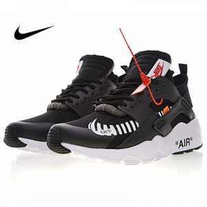 39f9ef172aadb46b 300x300 - OFF WHITE x Nike Air Huarache Ultra 華萊士 黑武士四代 復古 慢跑鞋 OW黑橘白 男款 AA3841-001
