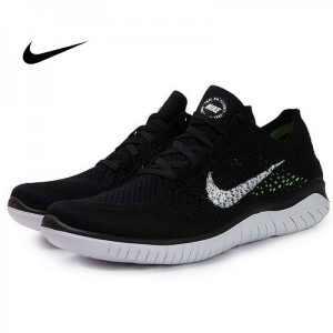 3a4168c81a94e0f0 300x300 - Nike Free Rn Flyknit 赤足5.0全新系列飛織透氣慢跑鞋 黑白 男款 942236-00