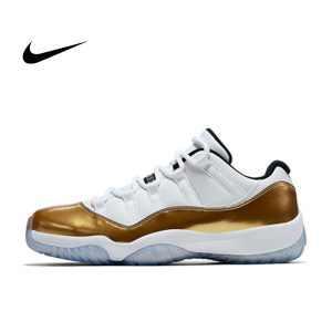 3dc3ab17a1e38402 300x300 - AIR JORDAN 11 RETRO LOW 白金 奧運 男鞋 528895 103