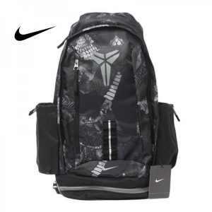 408e5e9bda4bbc27 300x300 - Nike Kobe黑曼巴籃球包 大容量 雙肩包 旅行包 學生書包 鞋袋包 黑灰 時尚百搭 49*27*19