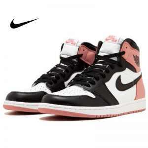 4355836aaebf9102 300x300 - Air Jordan 1 Retro High OG NRG AJ1 喬1 臟粉 黑腳趾 經典高筒籃球鞋 861428 101