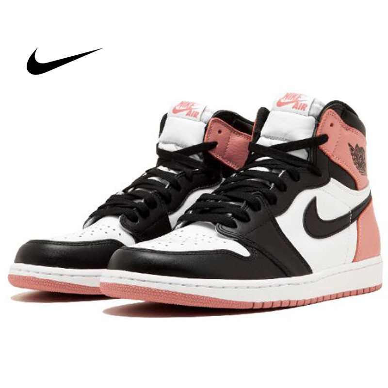 Air Jordan 1 Retro High OG NRG AJ1 喬1 臟粉 黑腳趾 經典高筒籃球鞋 861428 101