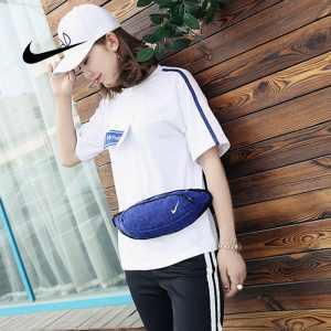 478cec526685a8ac 300x300 - Nike 腰包 騎行包 零錢包 胸包 斜挎包 藍色 時尚百搭 NK-1641