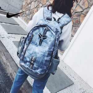 497970f7ddc76482 300x300 - 羽毛款科比 Nike Kobe 籃球包 大容量 雙肩包 旅行包 學生書包 鞋袋包 藍色 49*27*19