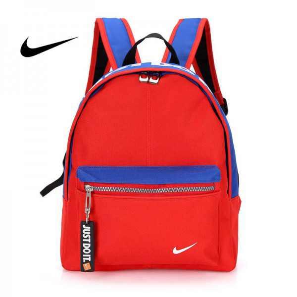 Nike 迷妳後背包 男童 女童 書包 小背包 紅藍