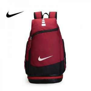 5275f8c243437d28 300x300 - NIKE 情侶款 雙肩包 帆布 後背包 運動 紅色 大容量 厚19*寬30*高52