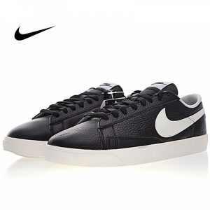 54309e196e6c9c24 300x300 - Nike Blazer Low Premium 開拓者 百搭 板鞋 復古 黑白 454471-004