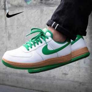 587d34a52b2ef8c9 300x300 - Nike Air Force 1 Low Canvas AF1 白綠棕 情侶款 低筒 休閒運動鞋 時尚 百搭 AJ7282-003