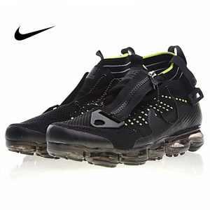 58b252bfd099b66d 300x300 - Nike Air VaporMax 機能 拉鏈 中筒 氣墊慢跑鞋 黑綠 男款 休閒 百搭 899473-003