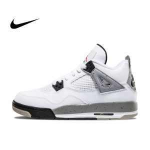 5bcedee612f636ae 300x300 - Nike Air Jordan 4 Retro OG BG 喬4 白水泥籃球鞋 男女鞋 836016 192