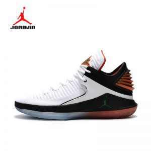 5c3ea43309de1a23 300x300 - AIR JORDAN XXXII DAY BANNED 32代 AH3348-001 喬丹 白橘 男款 水晶底 籃球鞋