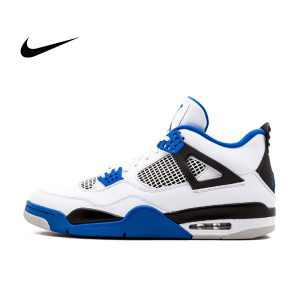 5c6e84d77cd83af4 300x300 - Air Jordan 4 Retro Motorsports 白黑藍 男鞋 308497 11