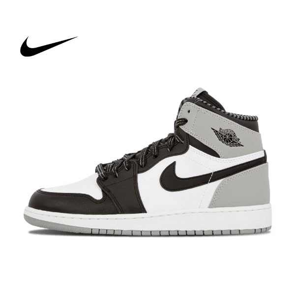"Air Jordan 1 Retro High OG BG ""Barons"" - 575441 104 籃球鞋 黑白灰 男鞋"